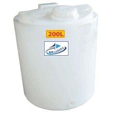 ราคา ถังน้ำบนดิน ขนาด 200 ลิตร สีขาว กรุงเทพมหานคร