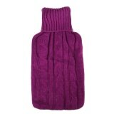 ราคา 2000Ml Knitwear Hot Water Bag Bottle Cover Red Intl ที่สุด