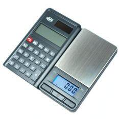 ขาย เครื่องชั่งดิจิตอล เครื่องชั่งจิวเวอรี่แบบพกพา พร้อมเครื่องคิดเลขในตัว ขนาด 200X0 01 กรัม Digital Pocket Scale Pcc Series 01G 200G Pocket Scale ใน กรุงเทพมหานคร