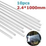 ราคา 20Pcs 2 4X1000Mm Aluminum Alloy Silver Tig Filler Rods Welding Brazing Wire Tool Intl Unbranded Generic เป็นต้นฉบับ