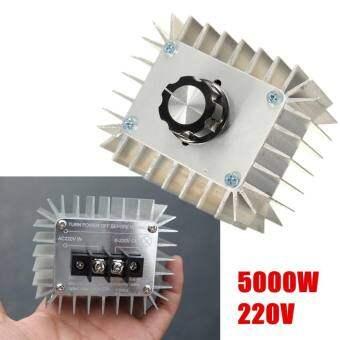220 โวลต์ AC SCR Voltage เครื่องควบคุมเครื่องหรี่มอเตอร์ไฟฟ้าควบคุมความเร็ว 5000 วัตต์ใหม่ - นานาชาติ