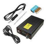 ราคา 220V Digital Soldering Iron Station Temperature Controller T12 Handle Eu Plug Intl ใหม่