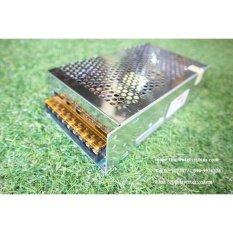 ซื้อ หม้อแปลงไฟฟ้าสวิทชิ่ง 220Vac 24Vdc 10A 250W แบบรังผึ้ง Oem Taiwan ถูก