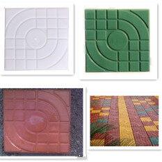 ขาย 25 25 4Cm Garden Path Concrete Plastic Brick Mold Paving Pavement Walkway Stone Pavement Mold For Making Pathway ใหม่