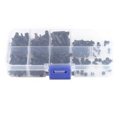 ซื้อ 250Pcs Nylon M2 Hex Column Assortment Kit Male Standoff Spacer Scr*w Nut M2 Male Standoff C Intl Unbranded Generic ออนไลน์