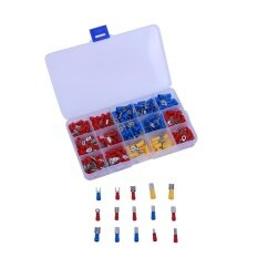 ส่วนลด 280Pcs Female Male Wire Terminal Assortment Insulated Electrical Connector Intl จีน