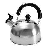 ส่วนลด สินค้า 2Liter Whistling Tea Kettle Water Pot Heat Boiler Handle Intl
