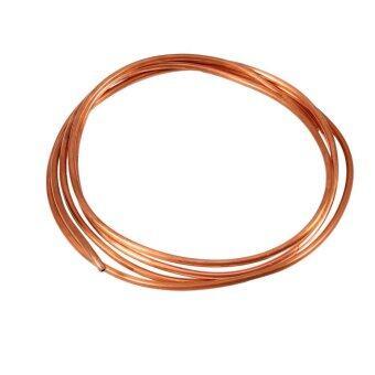 2 เมตรนุ่มท่อทองแดงสำหรับเครื่องทำความเย็นประปา