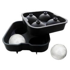 ส่วนลด 2ชิ้น ชุดถาดทำน้ำแข็งลูกแก้วกลม ๆnซิลิโคนหล่อแบบบาร์ห้องครัวเครื่องซ่อมนู่น Unbranded Generic