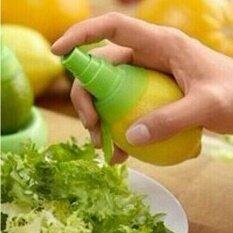ความคิดเห็น 2Pcs Kitchen Cooking Tools Gadgets Lemon Sprayer Fruit Juice Citrus Spray De Cocina Cozinha Cuisine Gadget Utensilio De Cozinha Intl