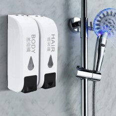 ขาย 2 X 350 มล ติดผนังห้องน้ำอาบน้ำแชมพูสบู่เหลวโลชั่น Unbranded Generic