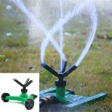 ทบทวน ที่สุด 3 Arm Watering Lawn Sprinkler Garden Plant Yard 360 ° Irrigation System Spray Intl