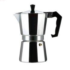 ขาย 3 Cup Aluminum Espresso Percolator Coffee Stovetop Maker Mocha Pot For Use On Gas Or Electric Stove Intl ใหม่