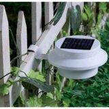 ซื้อ โคมไฟโซล่าเซลล์ พลังงานแสงอาทิตย์ ทรงกลม 3 Led เเสงขาว ออนไลน์ ถูก