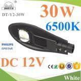 โปรโมชั่น 30W Led ไฟถนน Dc 12V แสงสีขาว 6500K Ip65 ใน กรุงเทพมหานคร