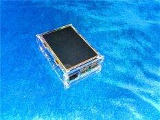 ซื้อ 3 5 Lcd Tft Touch Screen Display With Stylus For Raspberry Pi 2 Pi 3 Acrylic Transparent Case Intl ถูก
