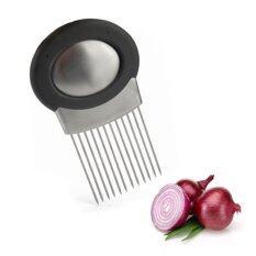 ขาย 360Wish หัวหอมหัวหอมหั่นราคาสเตนเลสด้ามด้วยเครื่องมือกำจัดกลิ่น 360Wish ใน ฮ่องกง