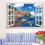 ราคา Mimosifolia 3D Landscape Window Wall Frame พีวีซีสติ๊กเกอร์ติดผนังศิลปะตกแต่งบ้านเด็กสาวเด็กผู้ชายสติ๊กเกอร์ติดผนังห้องวัยรุ่นห้องนอนห้องนั่งเล่นสติกเกอร์ตกแต่งผนังโรงเรียนอนุบาลวอลล์เปเปอร์ตกแต่ง Intl ใหม่