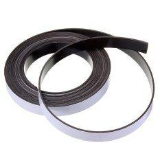 ราคา 3M Self Adhesive Rubber Magnetic Tape Magnet Strip 12 7Mm 1 2 Wide X 1 5Mm เป็นต้นฉบับ