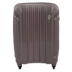 ขาย กระเป๋าเดินทาง 4 ล้อ Polo Travel Club รุ่น Wa 20 นิ้ว สีเทา ไทย ถูก