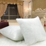 ขาย 400G White Cotton Throw Hold Pillow Inner Pads Inserts Fillers Home Bed Sofa Cushion Intl Thailand