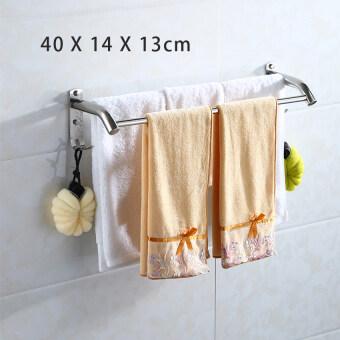 ถกทสดในวนน 40cm14cm13cmtwo Towel Bar Brushed With Two