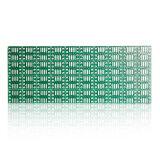 โปรโมชั่น 40X Sop8 So8 Smd Prototype Adapter Pcb Circuit Board Convertor Double Sides B01 Intl ใน แองโกลา