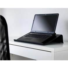 ขาย ที่วางแล็ปท็อป โน๊ตบุ๊ค หรือหนังสือ สีดำ ขนาด 42X31X9ซม Homesmile Unbranded Generic ออนไลน์