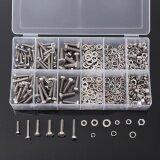 ขาย 475Pc Stainless Steel Metric Nut Bolt Assortment Intl ผู้ค้าส่ง