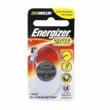 ส่วนลด ชุดสุดคุ้มซื้อ 5 แถม 1 ถ่านกระดุม Energizer® Lithium Cr2016 Batteries Energizer