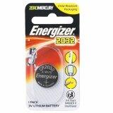 ขาย ชุดสุดคุ้มซื้อ 5 แถม 1 ถ่านกระดุม Energizer® Lithium Cr2032 Batteries Energizer เป็นต้นฉบับ