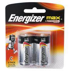 ชุดสุดคุ้มซื้อ 5 แถม 1 ถ่าน Energizer Max® C Batteries ใน Thailand