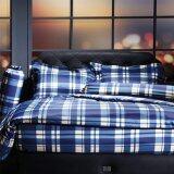ราคา ชุดผ้าปูที่นอน 5 ฟุต 5 ชิ้น Lotus Aura ผ้านวม 90X100 นิ้ว รุ่น La009 Lotus เป็นต้นฉบับ