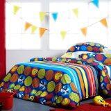 ราคา ชุดผ้าปูที่นอน 5 ฟุต 5 ชิ้น รวมผ้านวม Lotus Impression รุ่น Li L02 ลายลูนี่ตูนส์ ออนไลน์