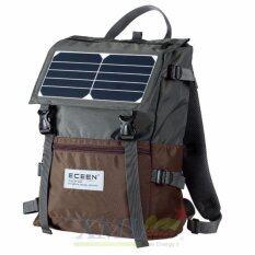 ราคา กระเป๋า โซล่าเซลล์ 5 W ฟรี Power Bank 2 000 Mah เป็นต้นฉบับ Xml Solar