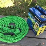 โปรโมชั่น สายยางฉีดน้ำยืดหดได้ 50 Ft สีเขียว ถูก