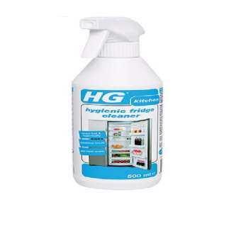 น้ำยา ทำความสะอาดตู้เย็น 500ML HG