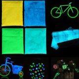 โปรโมชั่น 50G Blue Green Fluorescent Bright Glow In The Dark Powder Paint Luminous Pigment Graffiti Intl Unbranded Generic