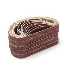 ขาย 50Pcs 60 Grit Sanding Belts Aluminium Oxide Sander 10 X 330 Mm Intl ออนไลน์ ใน จีน