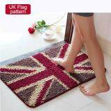 ราคา 50X80Cm Pattern Printed Bathroom Carpets Doormats Anti Slip Polyester Floor Mat Pad For Living Room Bath Kitchen Uk Pattern Intl Unbranded Generic จีน
