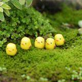 ส่วนลด 50Xmini Yellow Chicken Micro Fairy Garden Miniature Decoration Succulents Terrariums Figurines Dollhouse Toys Diy Accessories Intl Unbranded Generic ใน จีน