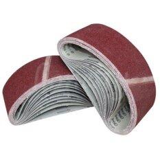 ขาย 533X75Mm Sanding Belt 40 Grit Abrasive Belts Polishing Tool Intl จีน