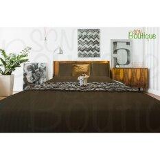ส่วนลด ชุดเครื่องนอน 5Ft 5Pcs Luxury Classic Style Cotton 100 โรงแรม 5 ดาว