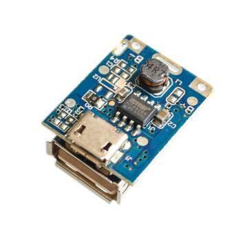 5 ชิ้น 5 โวลต์เพิ่มพลังโมดูลพลังงาน Li. thium การชาร์จ Lipo แผ่นป้องกันจอ LED USB สำหรับที่ชาร์จแบบ DIY 134N3P Program - INTL