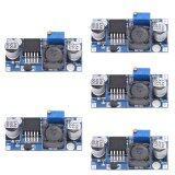 ส่วนลด 5Pcs Dc Dc 3A Buck Converter Adjustable Step Down Power Supply Module Lm2596S Intl Vakind ใน จีน