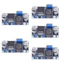 ราคา 5Pcs Dc Dc 3A Buck Converter Adjustable Step Down Power Supply Module Lm2596S Intl Vakind เป็นต้นฉบับ