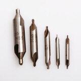 ซื้อ 5Pcs Hss Combined Center Drills Countersinks 60 Degree Angle 60A°Bit Set Tool Unbranded Generic ถูก