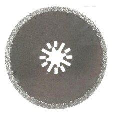 ขาย 5Pcs Random Color Carbide Diamond Oscillating Multi Tool Saw Blade Kit New Intl ถูก
