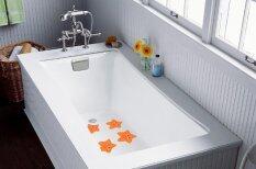 ส่วนลด 5X Bath Tub Non Slip Safety Treads Sticker Bathroom Applique Decal Starfish