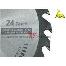 ซื้อ ใบเลื่อยวงเดือน ฟัน มีคาร์ไบน์ ตราแมวน้ำ ขนาด 6 X 2 4Mm X 24T 1 อัน Unbranded Generic